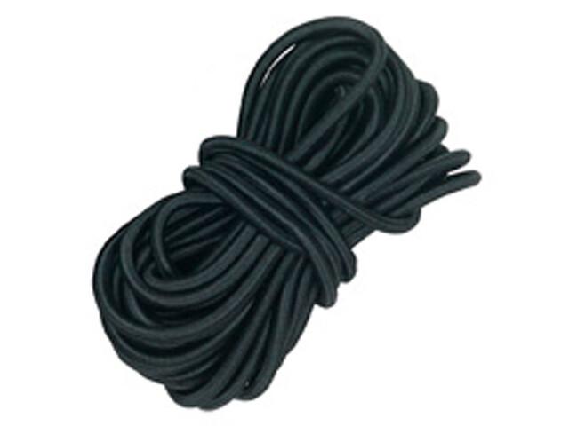 Lafuma Mobilier cuerdas de caucho - 8 m para RSXA y Siesta negro